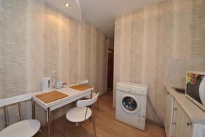 A bathroom at Apartment on Lenina 6