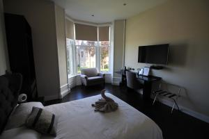 A room at Western Guest House