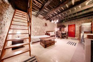 Salon ili bar u objektu Villa Silente