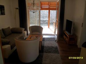 """Lounge oder Bar in der Unterkunft Ferienhaus """"Harmonie"""""""
