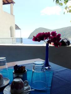 Balcone o terrazza di Oltremare Residence Hotel