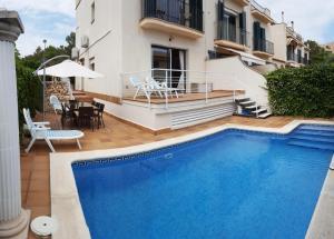 The swimming pool at or near Casa Garcia