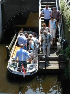Guests staying at b&b Achter de Sterren