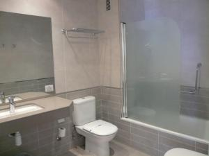 A bathroom at Can Fisa Hotel & Apartments