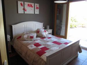 A room at Les S Sens du Sud