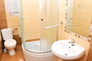 Łazienka w obiekcie Apartament Pod Łanem