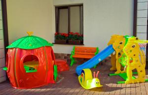 Children's play area at Guest house Raf
