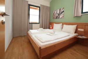 A room at Wohlfühlappartements der Wildbachhof