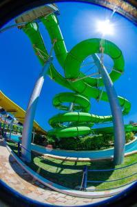منطقة لعب الأطفال في فندق شاطئ تيتانيك
