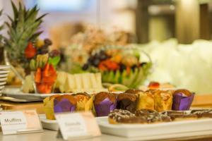 Essen im Hotel oder in der Nähe