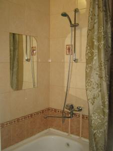 A bathroom at Apartment Gromova