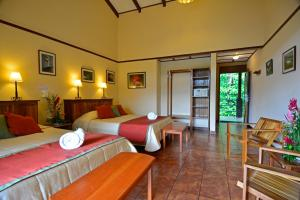 A room at Arenal Observatory Lodge & Spa