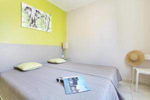A room at Résidence Prestige Odalys Le Clos Bonaventure