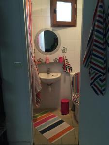 A bathroom at Mapi