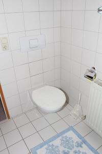 Ein Badezimmer in der Unterkunft Haus Wijnands
