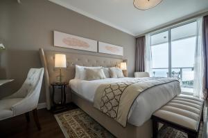 A room at David Tower Hotel Netanya -MGallery
