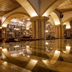 Lounge oder Bar in der Unterkunft The Literary Man Obidos Hotel