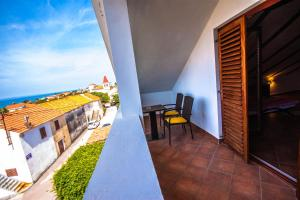 A patio or other outdoor area at Apartman Joso