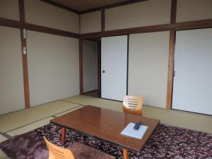 A seating area at Ikoi Sanso