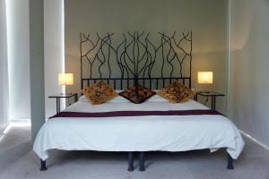 Una habitación en Casa Tepoztlán