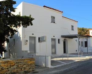 Façade ou entrée de l'établissement Villa Nefeli