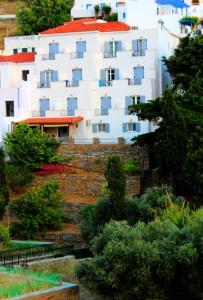 Jardin de l'établissement Villa Nefeli