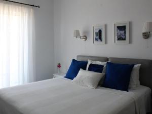 Ένα δωμάτιο στο Βίλα Νεφέλη