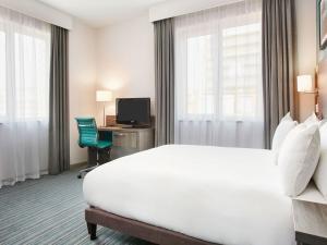A room at Jurys Inn Nottingham