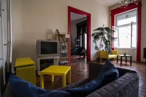 Lounge oder Bar in der Unterkunft Pal's Hostel and Apartments