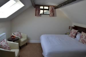 A room at Pack Horse Inn