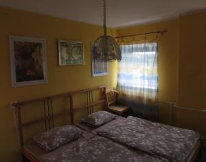 Pokoj v ubytování Apartment Nad Punkvou