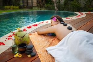 Spa and/or other wellness facilities at The Pandan Tree Villas