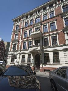 Fasada lub wejście do obiektu Apartamenty Jęczmienna 22