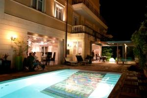 The swimming pool at or near Hotel VdB NEXT