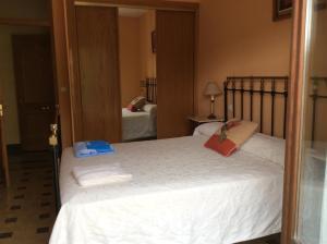 A room at La Abuela Maye y Me