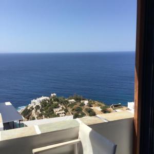 Общ изглед към море или изглед към море от къщата за гости