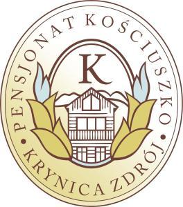 Certyfikat, podpis lub inny dokument wystawiony w obiekcie Pensjonat Kościuszko