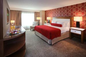 A room at Tropicana Casino and Resort