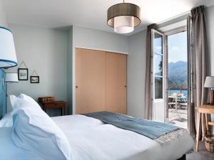 A room at Hôtel Beau Site Talloires
