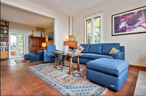 Hall o reception di Fiesole - Firenze attico panoramico