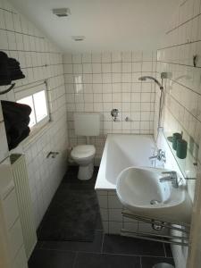 Ein Badezimmer in der Unterkunft SEELIG`S