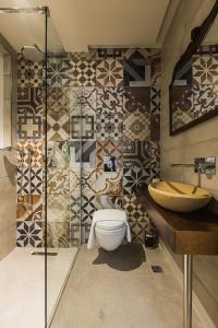 Salle de bains dans l'établissement Murella Living