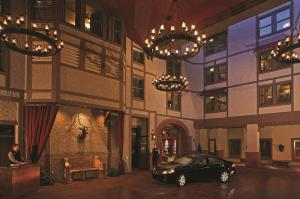 The lobby or reception area at Grand Bohemian Hotel Asheville, Autograph Collection