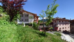 Giardino di Alpen Garten Hotel Margherita