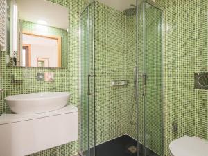 Een badkamer bij InSitu - Trindade