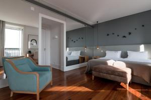 A room at Feels Like Home Chiado Prime Suites