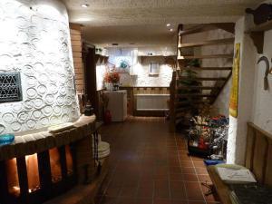 Lounge oder Bar in der Unterkunft Haus Roswita