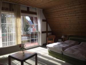 Ein Zimmer in der Unterkunft Haus Roswita