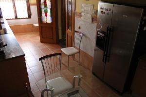 Un baño de Casa Rural La Bodega De Marina