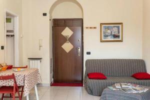 A seating area at Millenuvole Casa Vannucci